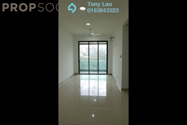 For Rent Condominium at The Vyne, Sungai Besi Freehold Semi Furnished 2R/2B 1.4k