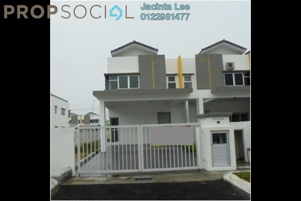 For Sale Terrace at Cherry, HillPark Leasehold Unfurnished 4R/3B 423k