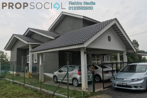 For Sale Bungalow at Kuang, Selangor Freehold Semi Furnished 4R/3B 580k