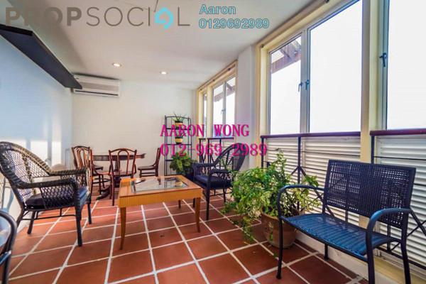 For Rent Condominium at Sri Bidari, Bangsar Freehold Semi Furnished 4R/5B 7k