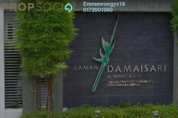 For Rent Semi-Detached at Laman Damaisari, Segambut Freehold Semi Furnished 5R/6B 7k