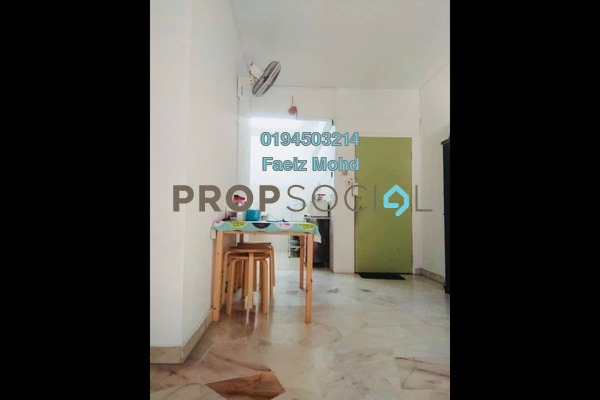 For Sale Apartment at Vista Lavender, Bandar Kinrara Freehold Semi Furnished 3R/2B 235k