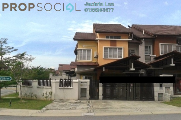 For Sale Terrace at Nerida, Denai Alam Freehold Semi Furnished 5R/4B 887k