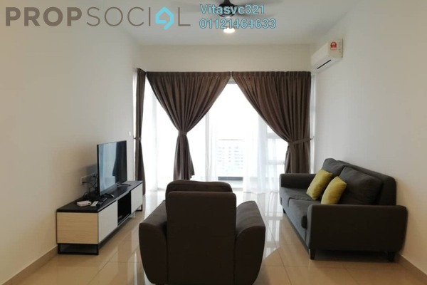 For Rent Condominium at Pinnacle Tower, Johor Bahru Freehold Fully Furnished 1R/1B 900translationmissing:en.pricing.unit