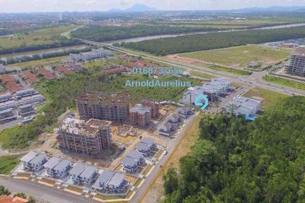 For Sale Condominium at Ferra Residences, Kuching Freehold Unfurnished 3R/2B 750k