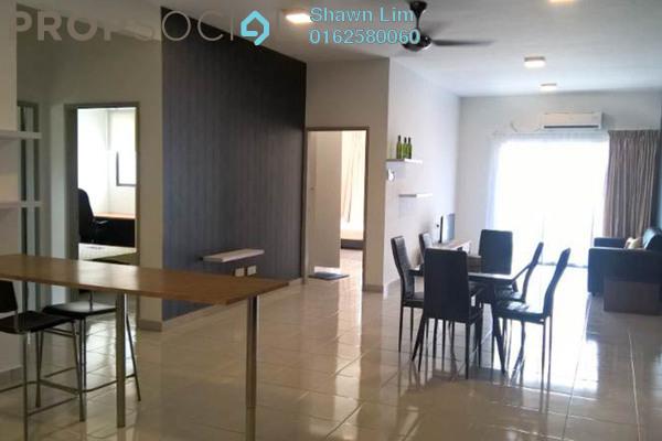 For Sale Condominium at Ivory Residence, Kajang Freehold Semi Furnished 3R/2B 370k