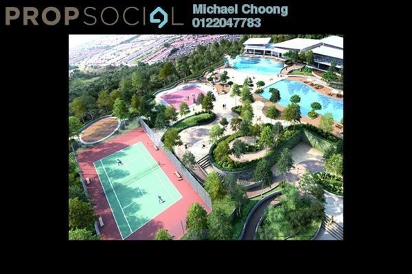 For Rent Condominium at Sky Condominium, Bandar Puchong Jaya Freehold Semi Furnished 4R/3B 2k