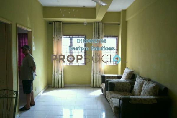For Rent Apartment at Taman Serdang Perdana, Seri Kembangan Freehold Fully Furnished 2R/1B 750translationmissing:en.pricing.unit