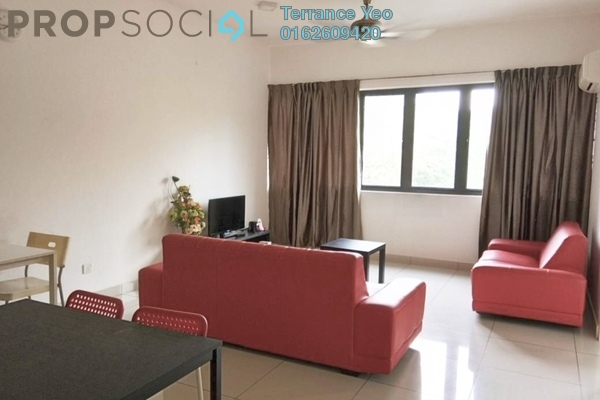 For Sale Condominium at Mirage By The Lake, Cyberjaya Freehold Fully Furnished 2R/2B 600k
