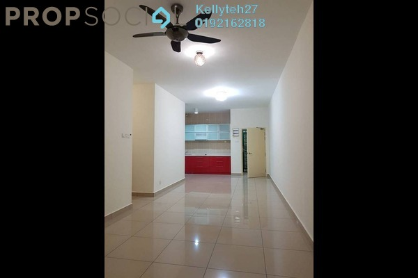 For Rent Apartment at OUG Parklane, Old Klang Road Freehold Semi Furnished 3R/2B 1.25k