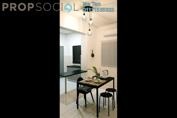 For Rent Apartment at Gambier Heights, Bukit Gambier Freehold Fully Furnished 3R/2B 1.5k