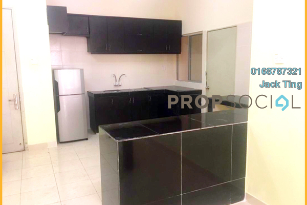 For Rent Condominium at Platinum Hill PV8, Setapak Freehold Semi Furnished 4R/2B 2k
