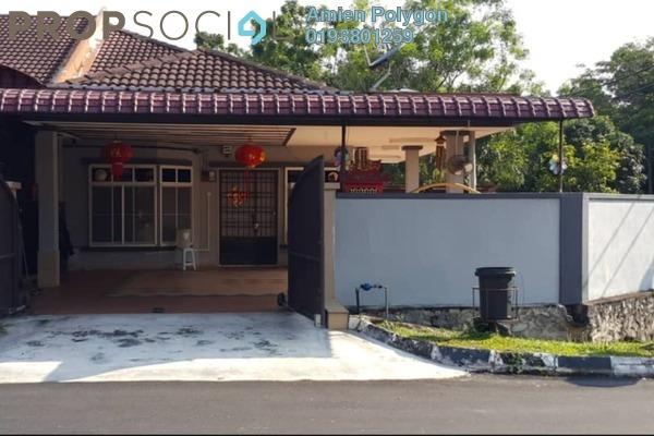 For Sale Terrace at Taman Pelangi Semenyih, Semenyih Freehold Unfurnished 3R/2B 520k