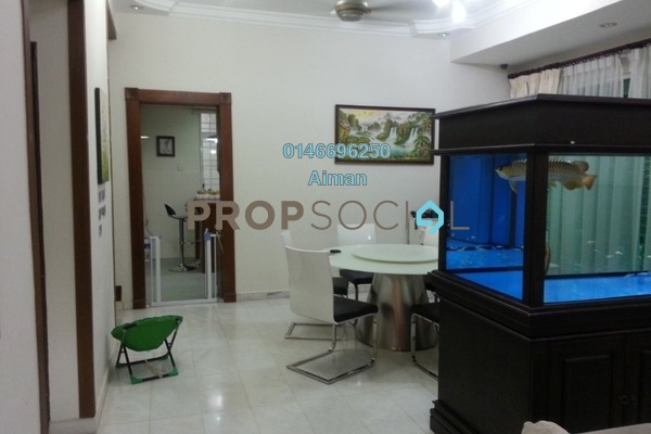 For Sale Semi-Detached at Subang Bestari, Subang Freehold Semi Furnished 5R/3B 1.7m