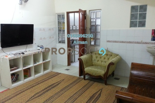 For Sale Terrace at Taman Setiawangsa, Setiawangsa Freehold Fully Furnished 4R/3B 920k