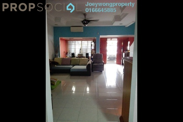 For Sale Terrace at USJ 14, UEP Subang Jaya Freehold Semi Furnished 4R/3B 800k