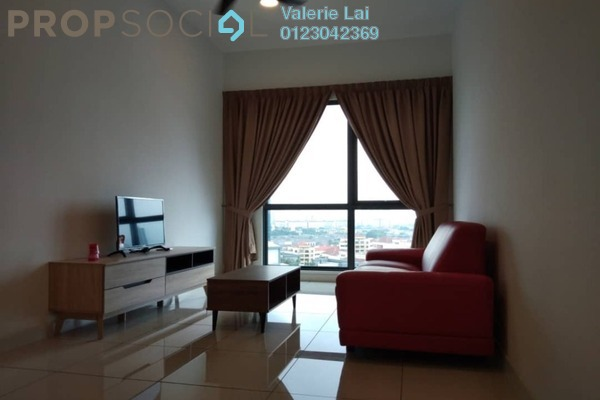 For Rent Condominium at Senza Residence, Bandar Sunway Freehold Fully Furnished 2R/2B 3.2k