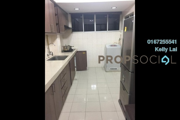 For Rent Condominium at Vista Magna, Kepong Freehold Fully Furnished 3R/2B 1.3k