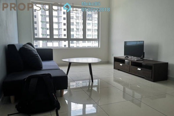 For Rent Serviced Residence at Savanna Executive Suites, Southville City Freehold Fully Furnished 3R/2B 1.2k