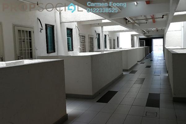 For Rent Condominium at Centrestage, Petaling Jaya Freehold Semi Furnished 0R/1B 1.1k