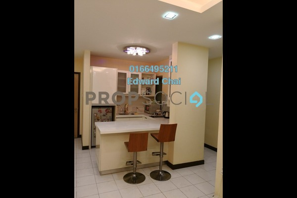 For Sale Condominium at Ritze Perdana 1, Damansara Perdana Freehold Fully Furnished 1R/1B 370k