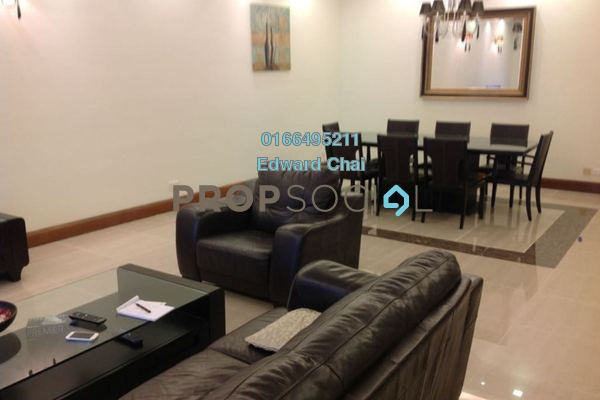 For Sale Condominium at Mont Kiara Aman, Mont Kiara Freehold Fully Furnished 3R/3B 1.5m