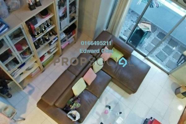 For Sale Condominium at Perdana Emerald, Damansara Perdana Freehold Fully Furnished 4R/3B 850k