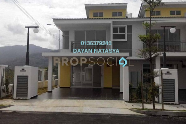 For Sale Terrace at D'Areca, Senawang Freehold Semi Furnished 4R/4B 473k