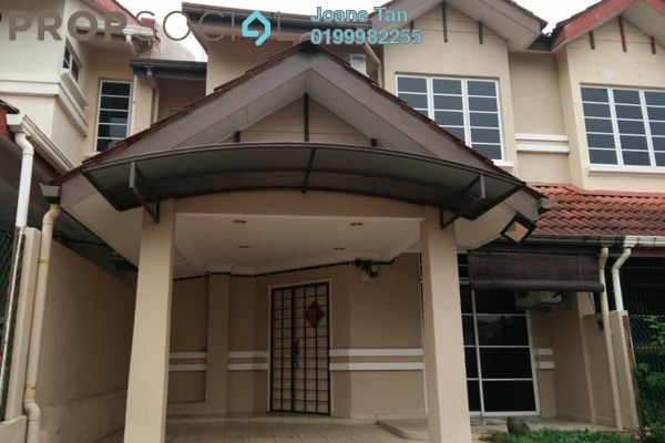 For Rent Terrace at Suakasih, Bandar Tun Hussein Onn Freehold Semi Furnished 4R/3B 1.7k