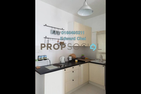 For Rent SoHo/Studio at Ritze Perdana 1, Damansara Perdana Freehold Fully Furnished 0R/1B 1.35k