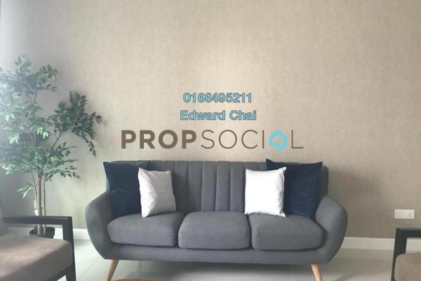 For Rent Condominium at Residensi 22, Mont Kiara Freehold Fully Furnished 3R/3B 7k