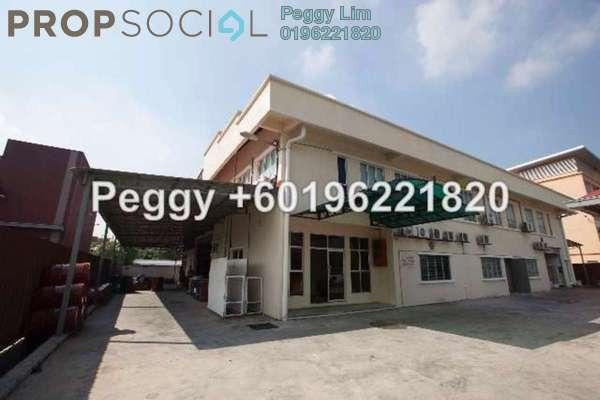For Sale Factory at Taman Sungai Kapar Indah, Kapar Freehold Semi Furnished 12R/4B 4m