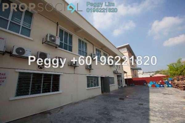 For Sale Factory at Taman Sungai Kapar Indah, Kapar Freehold Unfurnished 0R/0B 3.99m