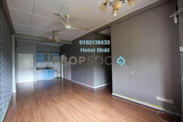 For Sale Condominium at Oakleaf Park, Bukit Antarabangsa Leasehold Semi Furnished 3R/2B 270k