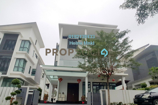 For Sale Bungalow at Casabella, Kota Damansara Leasehold Semi Furnished 7R/7B 3.25m