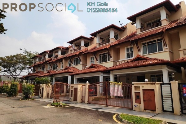 For Sale Terrace at Gurney 2, Keramat Freehold Semi Furnished 7R/7B 1.4m