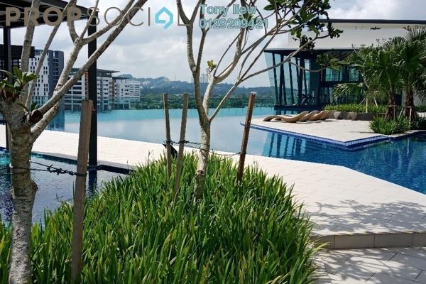 For Rent Condominium at Parkhill Residence, Bukit Jalil Freehold Semi Furnished 3R/2B 1.4k