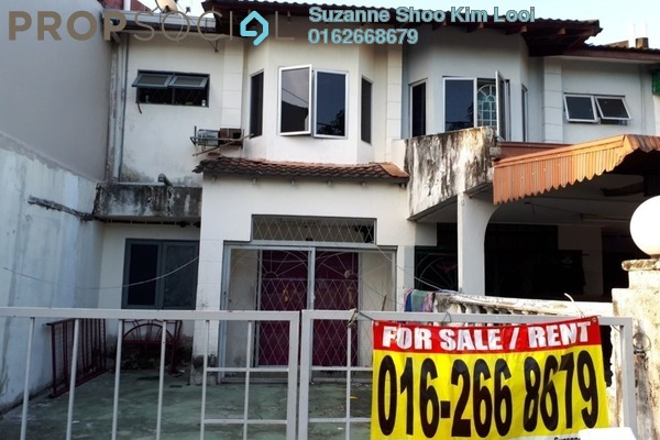For Rent Terrace at PJS 10, Bandar Sunway Freehold Unfurnished 3R/2B 1.7k