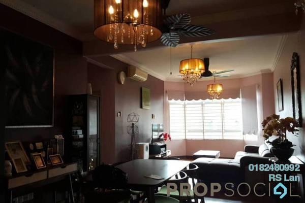 For Sale Condominium at D'Rimba, Kota Damansara Freehold Semi Furnished 3R/2B 450k