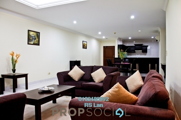For Rent Serviced Residence at Cyberview Garden Villas, Cyberjaya Freehold Fully Furnished 3R/2B 3.2k