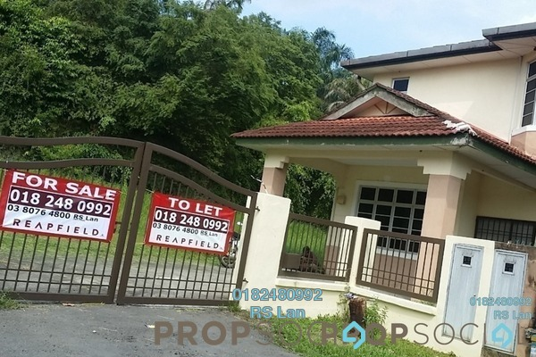 For Sale Semi-Detached at Kota Warisan, Sepang Freehold Unfurnished 4R/3B 850k