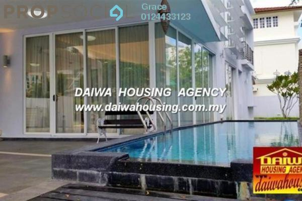 For Rent Bungalow at 25 Lebuhraya Scot, Pulau Tikus Freehold Fully Furnished 6R/6B 12k