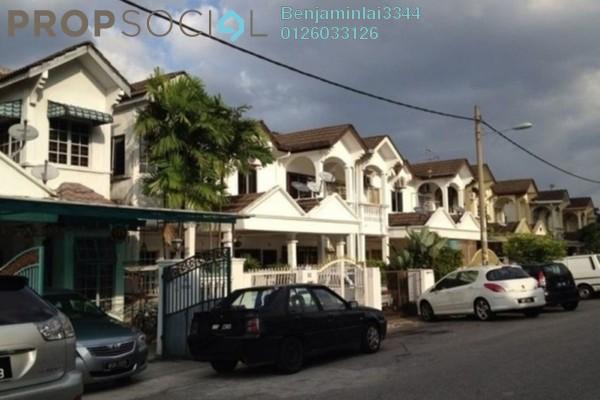 For Sale Townhouse at Sunway SPK Damansara, Kepong Freehold Unfurnished 3R/2B 350k
