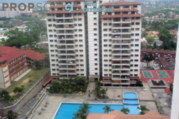 For Rent Condominium at Menara Duta 1, Dutamas Freehold Fully Furnished 1R/1B 700translationmissing:en.pricing.unit
