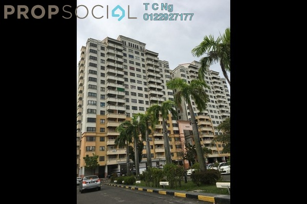 For Sale Condominium at Vista Millennium, Puchong Freehold Unfurnished 3R/2B 310k