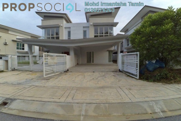 For Sale Semi-Detached at Sunway Alam Suria, Shah Alam Freehold Unfurnished 5R/3B 890k
