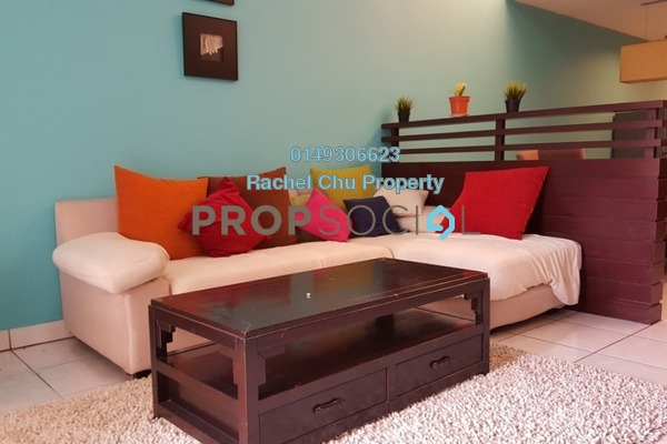 For Sale Condominium at Cyber Heights Villa, Cyberjaya Freehold Fully Furnished 3R/2B 540k