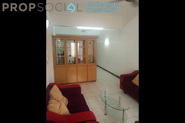 For Sale Apartment at Tiara Duta, Ampang Freehold Semi Furnished 3R/2B 400k