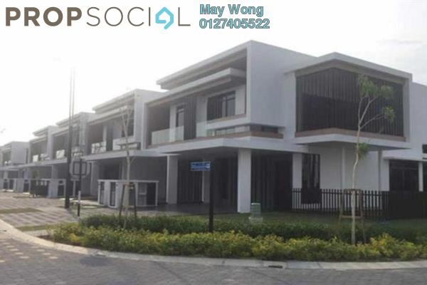 For Sale Terrace at The Parque Residences @ Eco Sanctuary, Telok Panglima Garang Freehold Unfurnished 5R/5B 1.25m