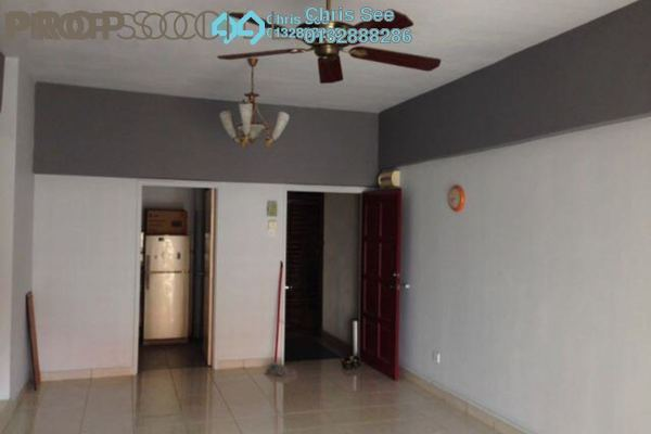 For Sale Condominium at Kelana Mahkota, Kelana Jaya Leasehold Fully Furnished 3R/2B 630k